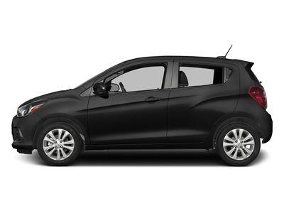 New 2017 Chevrolet Spark 5dr Hatchback CVT LT w/1LT