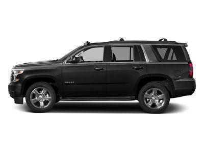 2017 Chevrolet Tahoe 4WD 4dr LT SUV