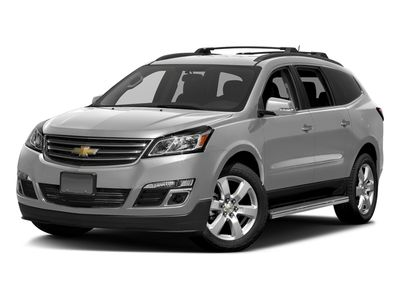 2017 Chevrolet Traverse FWD 4dr LT w/1LT - Click to see full-size photo viewer