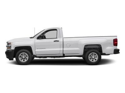 "New 2017 Chevrolet Silverado 1500 2WD Reg Cab 133.0"" Work Truck"