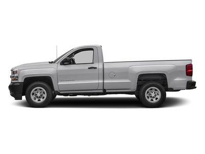 New 2017 Chevrolet Silverado TRUCK 1500 REG CAB 4WD 133'