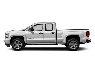 "2017 Chevrolet Silverado 1500 4WD Double Cab 143.5"" Custom Truck"