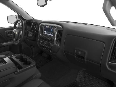"2017 Chevrolet Silverado 1500 4WD Crew Cab 143.5"" LT w/1LT - Click to see full-size photo viewer"