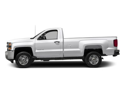"New 2017 Chevrolet Silverado 2500HD 2WD Reg Cab 133.6"" Work Truck"