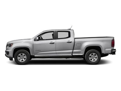 "2017 Chevrolet Colorado 2WD Crew Cab 128.3"" WT"