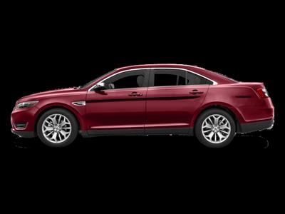 New 2018 Ford Taurus