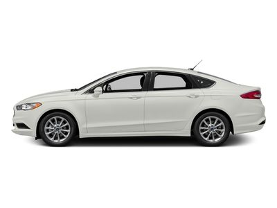 New 2017 Ford Fusion SE FWD Sedan