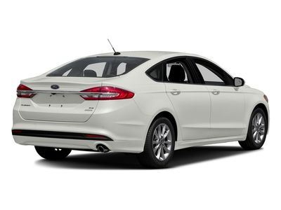 2017 Ford Fusion SE FWD - Click to see full-size photo viewer