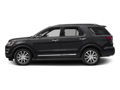 2017 Ford Explorer Limited 4WD SUV