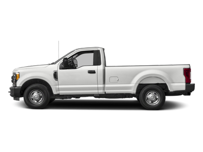Ford Super Duty F-350 SRW Cab-Chassis