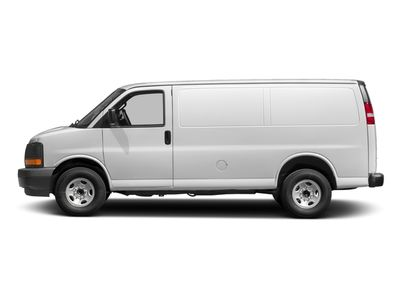 "2017 GMC Savana Cargo Van RWD 2500 135"" NEW MSRP $ 32,842.50"
