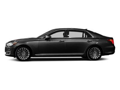 New 2017 Genesis G90 3.3T Premium AWD Sedan