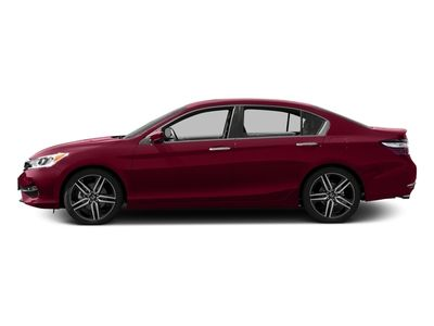 2017 Honda Accord Sport Special Edition Sedan