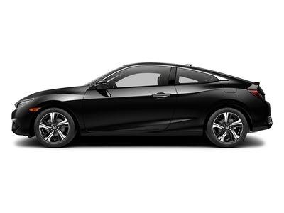 New 2017 Honda Civic Coupe Touring CVT