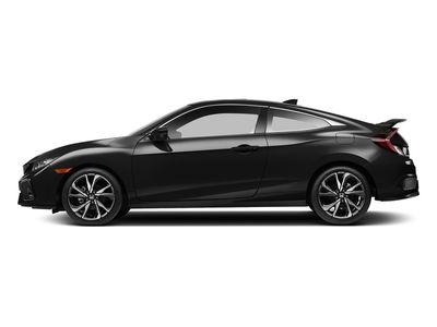 New 2017 Honda Civic Coupe Si Manual