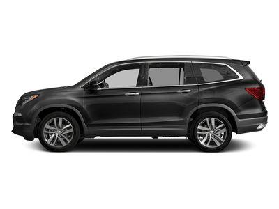 New 2017 Honda Pilot Elite AWD SUV