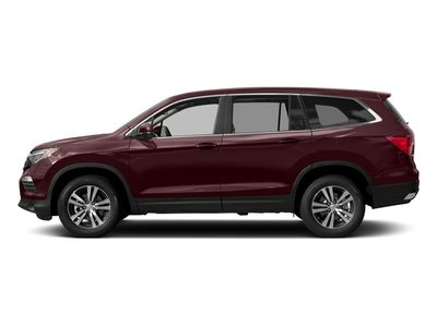 New 2017 Honda Pilot EX-L AWD SUV