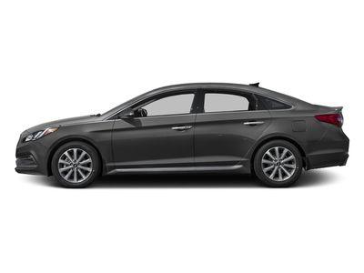 2017 Hyundai Sonata Limited 2.4L Sedan