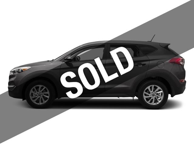 2017 Hyundai Tucson SE FWD POPULAR PACKAGE