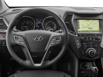 2017 Hyundai Santa Fe Sport 2.0T Ultimate Automatic - Click to see full-size photo viewer