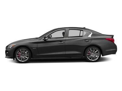 2017 INFINITI Q50 Red Sport 400 RWD Sedan
