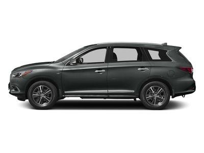 New 2017 INFINITI QX60 AWD SUV
