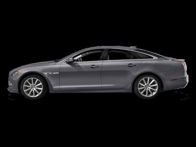 New 2018 Jaguar XJ