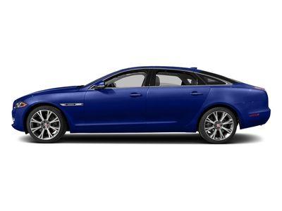 New 2017 Jaguar XJ XJL Portfolio AWD Sedan