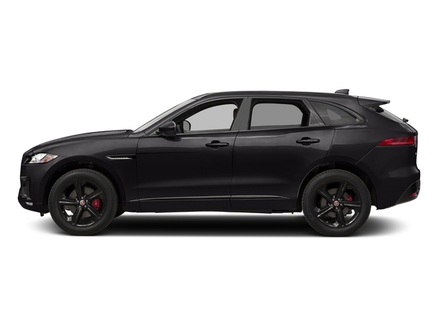 Certified Pre-Owned 2017 Jaguar F-PACE S AWD