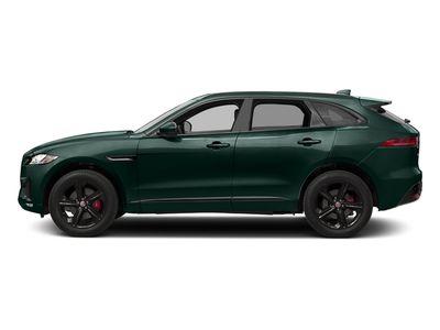 2017 Jaguar F-PACE S AWD SUV