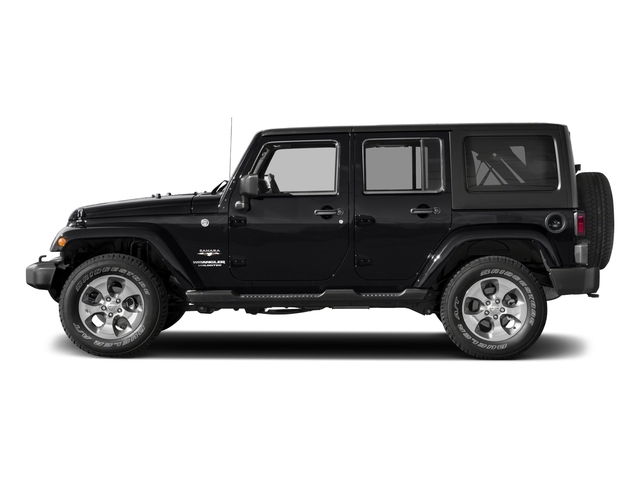 2017 Jeep Wrangler Unlimted