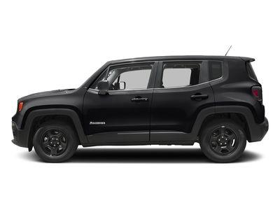New 2017 Jeep Renegade Sport 4x4