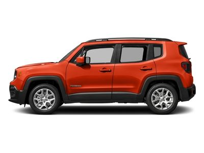 New 2017 Jeep Renegade Latitude FWD