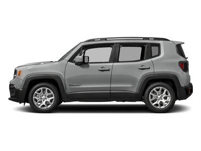 New 2017 Jeep Renegade Latitude FWD