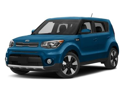2017 Kia Soul + Automatic - Click to see full-size photo viewer