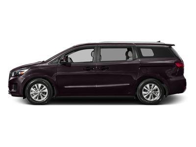 New 2017 Kia Sedona LX FWD Van