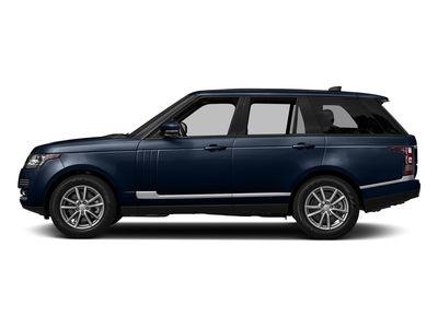 New 2017 Land Rover Range Rover V6 Supercharged SWB SUV