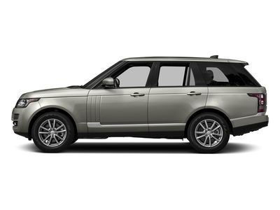 New 2017 Land Rover Range Rover V8 Supercharged SWB SUV