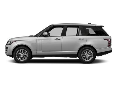 New 2017 Land Rover Range Rover V6 Supercharged HSE SWB SUV