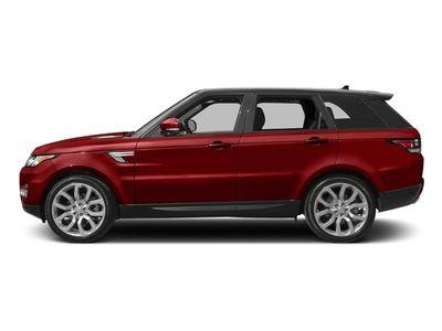 New 2017 Land Rover Range Rover Sport Td6 Diesel HSE SUV