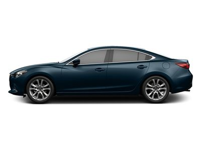 New 2017 Mazda Mazda6 2017.5 Touring Manual Sedan