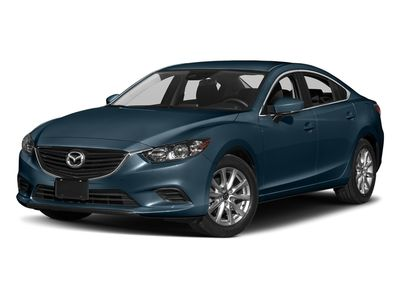 2017 Mazda Mazda6 Sport Automatic - Click to see full-size photo viewer