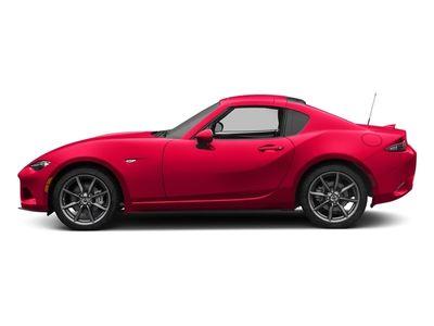 New 2017 Mazda MX-5 Miata RF Grand Touring Automatic Coupe