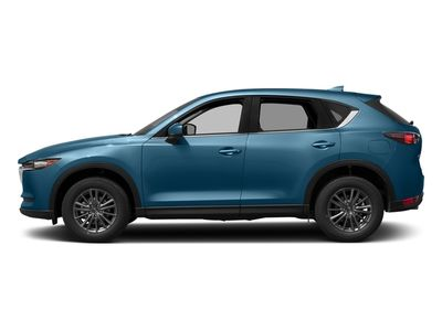 New 2017 Mazda CX-5 Touring AWD SUV