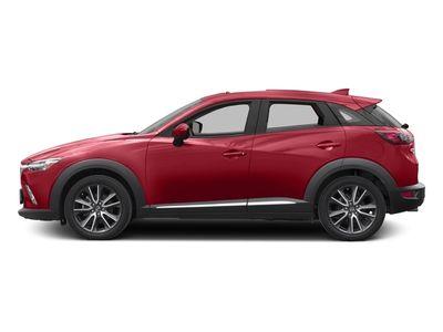 New 2017 Mazda CX-3 Grand Touring AWD SUV