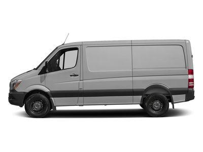 "New 2017 Mercedes-Benz Sprinter Cargo Van 2500 High Roof V6 170"" Worker RWD"