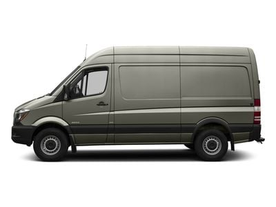 "New 2017 Mercedes-Benz Sprinter Cargo Van 3500 High Roof V6 170"" RWD"