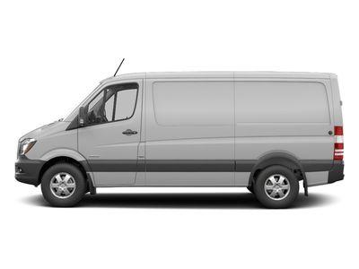 "New 2017 Mercedes-Benz Sprinter Cargo Van 2500 Standard Roof V6 144"" RWD"
