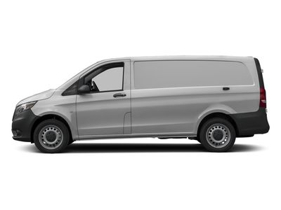 """New 2017 Mercedes-Benz Metris Cargo Van Metris Cargo Van Standard Roof 126"""" Wheelbase"""