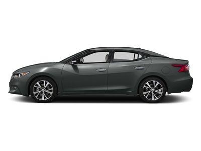 New 2017 Nissan Maxima SL 3.5L Sedan